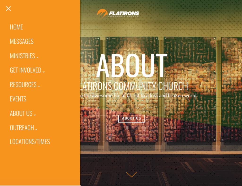 21 Best Church Websites-9