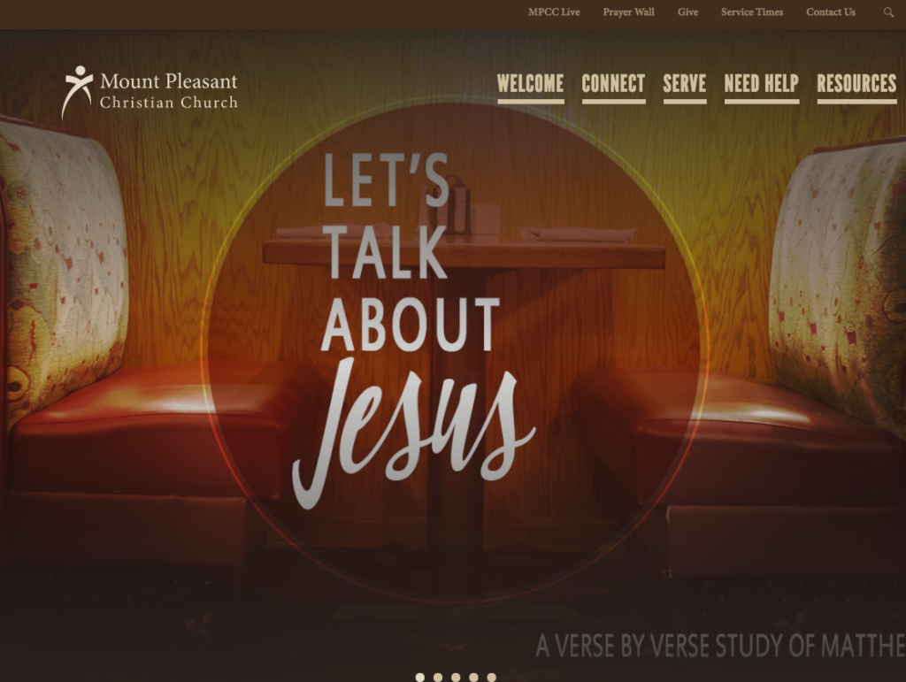 21 Best Church Websites-21