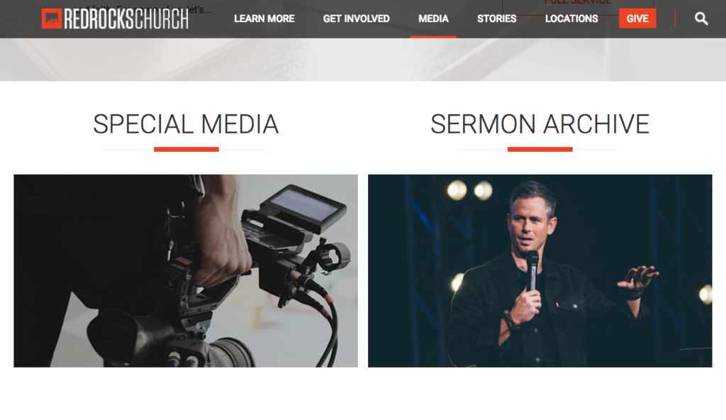 21 Best Church Websites-5