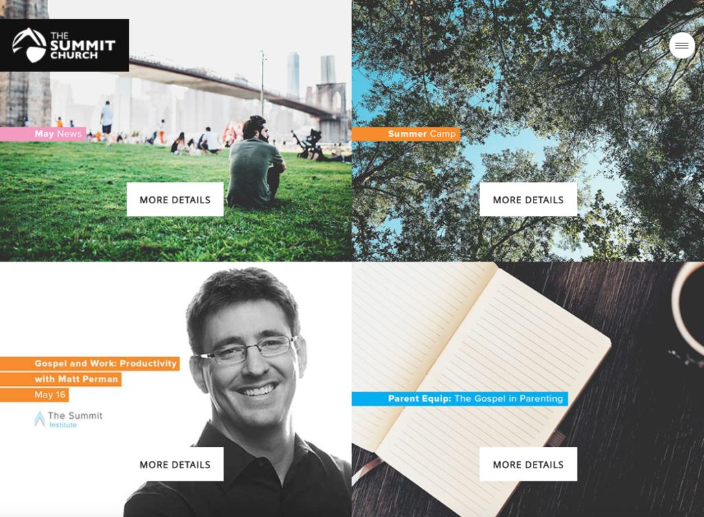 21 Best Church Websites-8